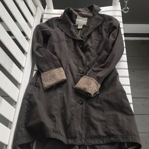 Free People lightweight fall/spring jacket